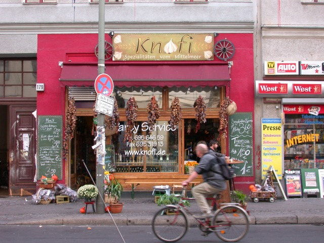 Das Knofi in Berlin-Kreuzberg